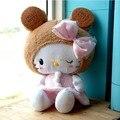 Fancytrader Новый Стиль Hello Kitty Игрушки 35 ''90 см Огромный Гигант Плюшевые Hello Kitty, лучший Подарок На День Рождения! бесплатная Доставка FT90165