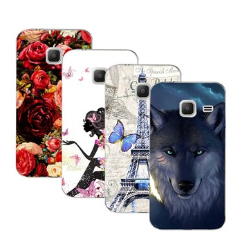 Colorful Plastic Hard PC Case For Samsung S2 i9100 G850 G350E S7562 Cover Painting Case For Samsung S7580 Ace 3 2 Case Cover image