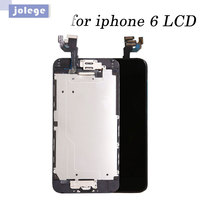 Jolege Pantalla For IPhone 6 A1586 A1549 4 7 Full Assembly Touch Screen Digitizer Display Replace