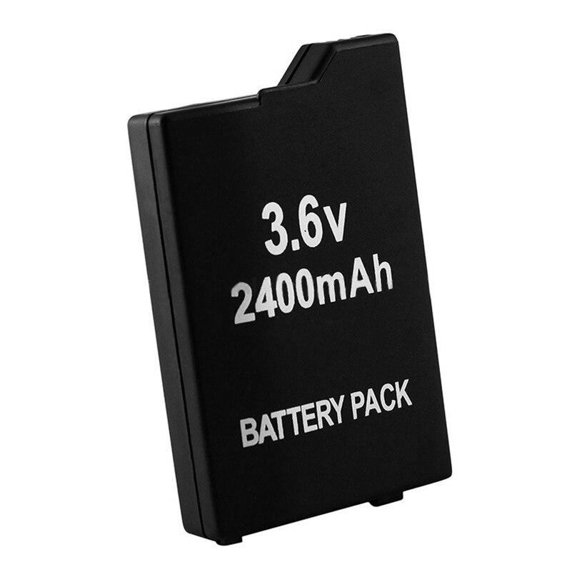 2400 mah Bateria Recarregável Para O Sony PSP 2000 PSP 3001 S360 PSP2000 PSP3000 Controlador Gamepad Para PlayStation Portátil Bateria
