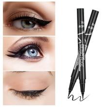 цена на BearPaw Women New Black Liquid Waterproof Eyeliner Pencil Makeup Eyeliner Japanese Makeup Easy To Wear Eyeliner Gel Pencil