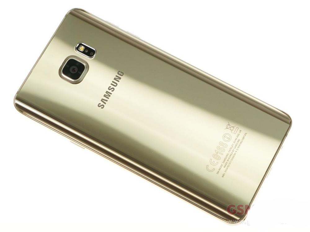Samsung Galaxy Note 5 N920A/T noyau Octa 5.7 pouces 4 go de RAM 32 go ROM 16.0MP LTE 4G Android téléphone mobile débloqué - 4