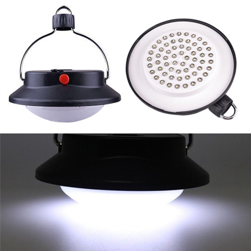 Outdoor Lights Portable: Outdoor Camping Light 60 LED Emergency Lamp Portable Tents