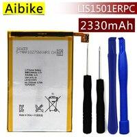Aibike New Original Mobile Phone Battery LIS1501ERPC For SONY Xperia ZL L35h ZQ L35i C6502 C6503