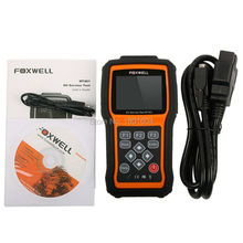 100% Original Foxwell NT401 Oil Service Light Reset Tool Auto Diagnotic Scanner DHL Free Shipping