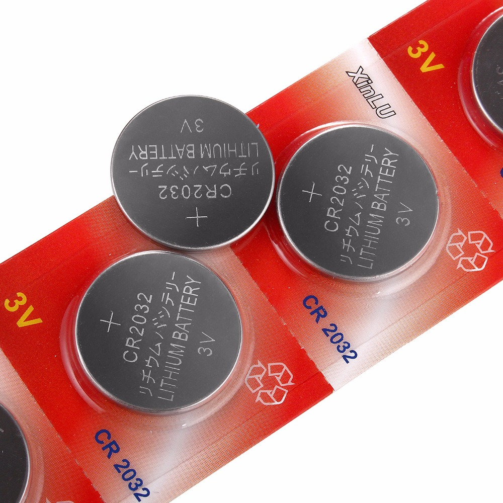 DL2032 Lithium Button Battery