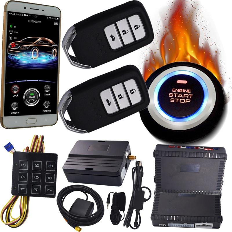 Aliexpress Com   Buy Push Button Start Remote Start Top