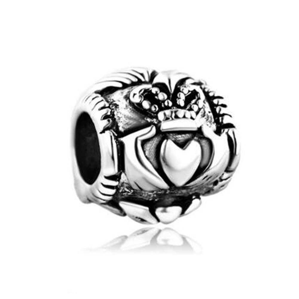 f1cb7c67f Detail Feedback Questions about Free shipping Irish Claddagh Best Friend  Charm bead Fit Pandora bracelet on Aliexpress.com | alibaba group