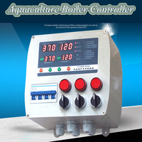 380V Aquaculture Boiler Controller Breeding Chicken Bird Snake Water Heating Equipment Computer Control Instrument HKW 40032