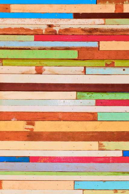 5x7ft Customize Wall Colorful Props Wooden Floor Photo Studio Backdrop Background Digital Printing Vinyl 079