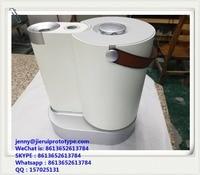 Customization of Teaware Model for Customized Graduation Design of Refrigerator Shell