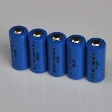 5 шт. ER14335 2/3AA 3,6 V liSOCL2 литиевая батарея 2/3 AA 14335 PCL сухая Первичная ячейка 1600mah газовый счетчик Замена для TADIRAN TL-4955