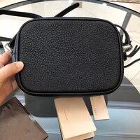 Для женщин Роскошные Дизайнерские Tasse сумка известный популярный soho из натуральной кожи классический камера дамы сумки модный бренд высо
