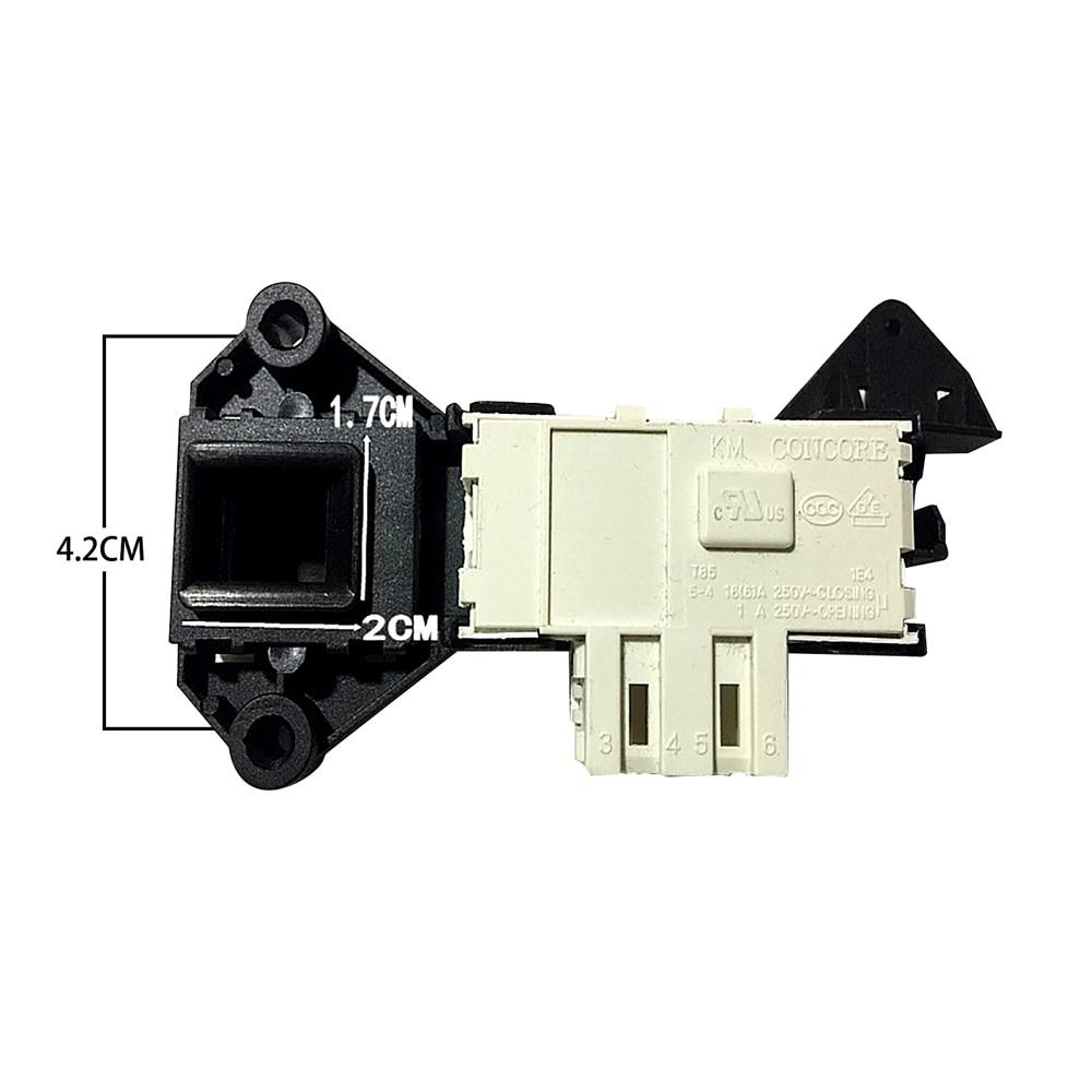 For Whirlpool Washing Machine Interlock Door Lock Switch 481228058048 Door Lock Washing Machine Genuine Repair Accessories