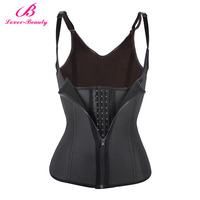 Lover Beauty Fajas Cinturilla Waist Trainer Vest Latex Corset Slimming Chest Binder Waist Trainers Shapers Waist Shapewear