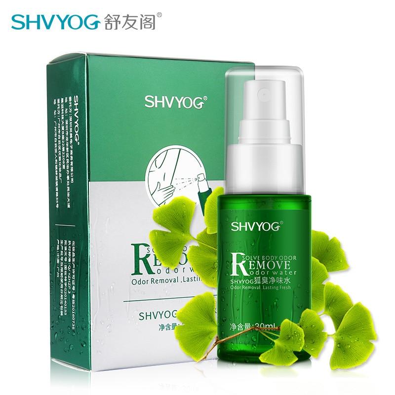 Hotting Sale Dispelling Fox Odor Spray Deodorizing Odor Water Of Axillary Odor Liquid 30 Ml Herbaceous SHVYOG 1PCS