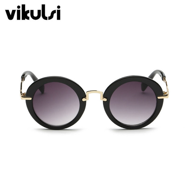 Vintage Round Kids Sunglasses 5