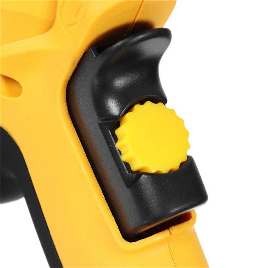 700 W 220 V voiture polisseuse tampon cire Machine polissage cireuse vitesse réglable 125mm pour les couches de finition dures et les couches transparentes - 3