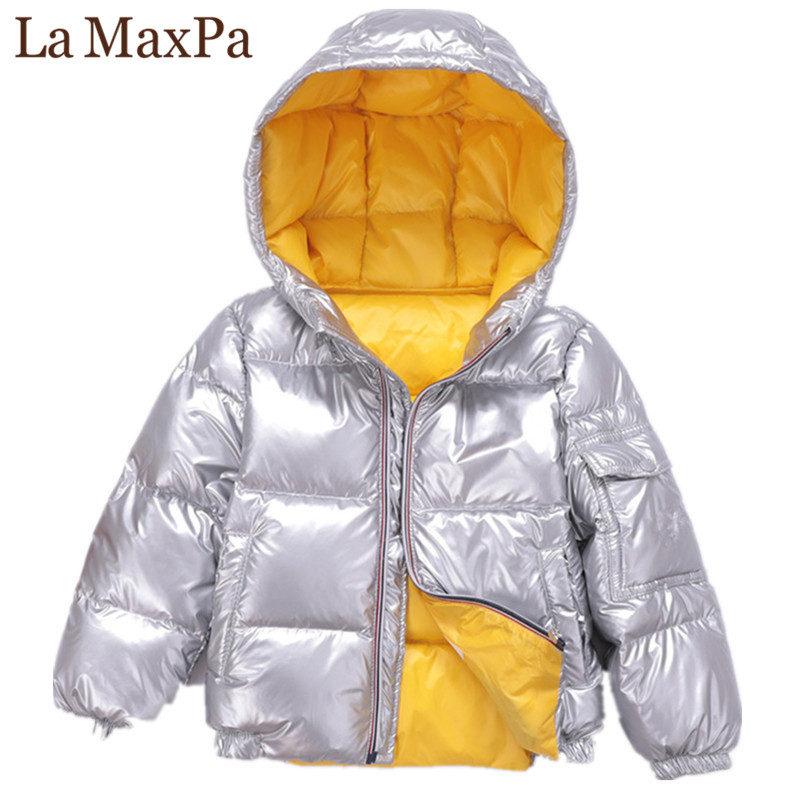 Kids Wadded Jacket Winter Thickening Thermal Female Down Clothes Cotton-padded Coat Baby Cartoon Warm Thickening Outwear new pattern winter jacket men cotton padded loose coat long down thickening cotton oversize parka casual warm outwear