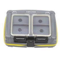 Portable Waterproof Fishing Tackle Magnetic Multi Function Storage Case Box for Fish Hook Lure