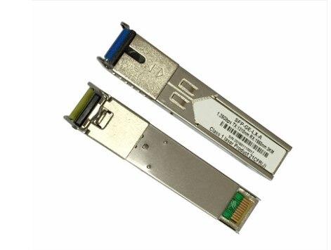 Connettore SC gigabit 3 km DDM BIDI mini gbic sfp modulo 1.25G Otdr modulo ottico tranceiver per mikrotik cisco compatibile
