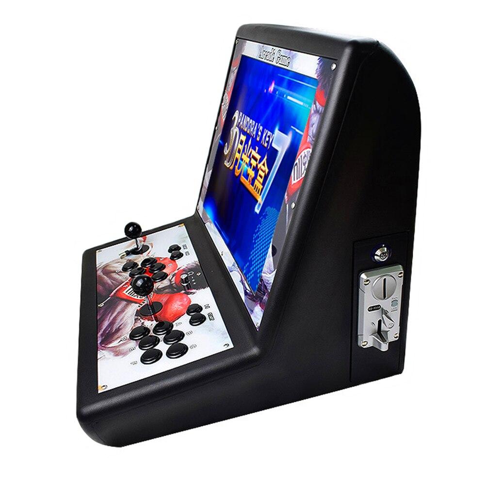 все цены на 2018 newest 2177 games in 1 mini bartop game machine 19 Inches Mini game box Bartop arcade онлайн