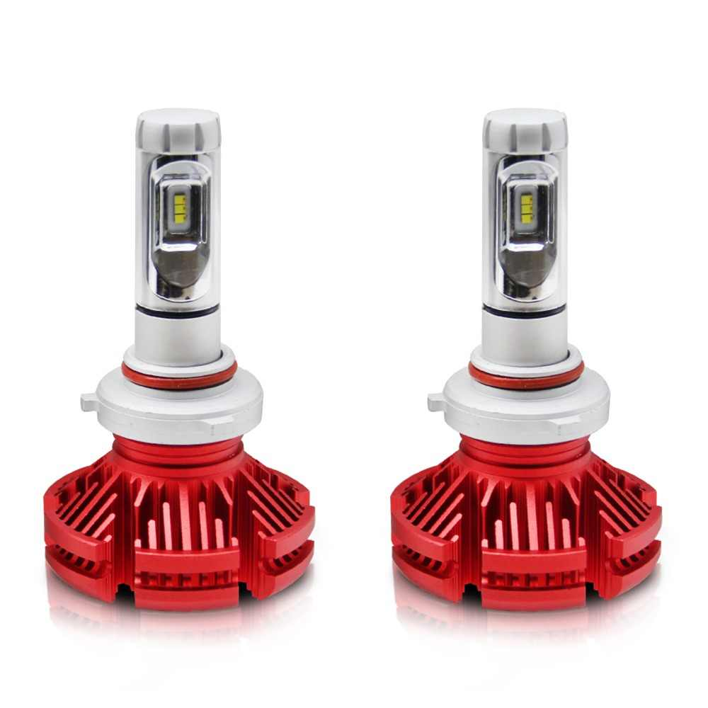 BraveWay H11 Led Headlight Bulbs Car H4 H11 9005 HB3 9006 HB4 H7 Led Dual Color Light Bulb H4 3000K 6500K 8000K Led Auto Lamp