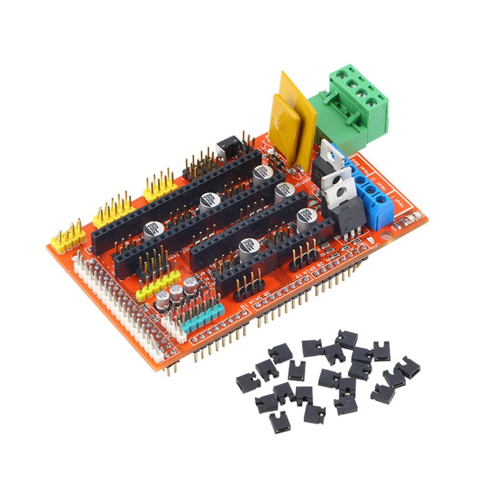 Printer Control Board for RAMPS 1.4 Reprap Mendel Prusa Wholesale Store [Newest]Brand New