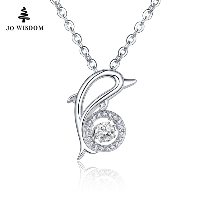 Jo wisdom animal dolphin necklace cute pendant for girls child jo wisdom animal dolphin necklace cute pendant for girls child birthday gift dancing stone dancer necklace mozeypictures Image collections