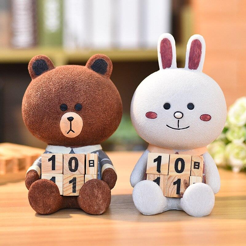 Bear Rabbit Money Box (2)