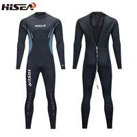 5 мм полный мужской костюм для дайвинга цельный гидрокостюм с длинным рукавом тепло плавание Виндсерфинг для подводного плавания для подво