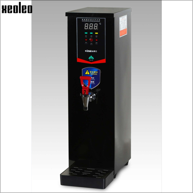 Aliexpress.com : Buy Xeoleo 10L Hot Water dispenser Commercial Hot ...