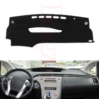 Dongzhen Fit For Toyota Prius 2012 To 2016 Car Dashboard Cover Avoid Light Pad Instrument Platform