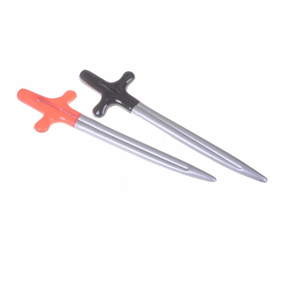 TOYZHIJIA, nuevo, 1 unidad, inflable, patio de jardín para niños, juguete inflable, espadas, Juguetes Exterior para niños