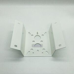 Image 3 - CCTV الخارجية الزاوية اليمنى 90 درجة قوس الزاوية تصاعد خارج تقف حامل PTZ ركن الدعامات لكاميرا المراقبة