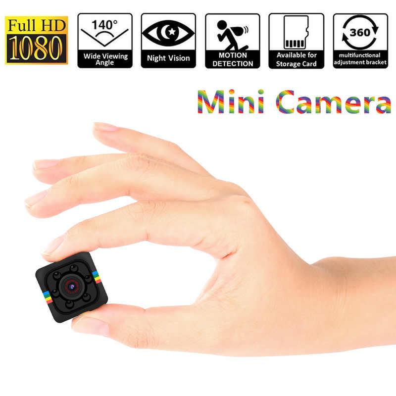 720 P Портативный HD ночное видение мини-камера для охоты кубический миниатюрный камера наблюдения для безопасности обнаружения движения спортивные охота камера