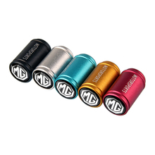 Wheel Tire Valve Stem Caps Rim Dust Cover for MG MORRIS GS GT MG350 MG3SW ZS MG7 GARAGES MG3 MG5 MG6 TF Accessories