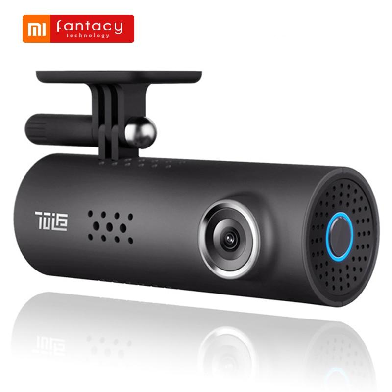 Оригинальный Автомобильный видеорегистратор Xiaomi 70Mai Smart WiFi DVR для вождения камера 130 градусов 1080P FHD Nightshot S ONY IMAX323 сенсор Автомобильный Кордер