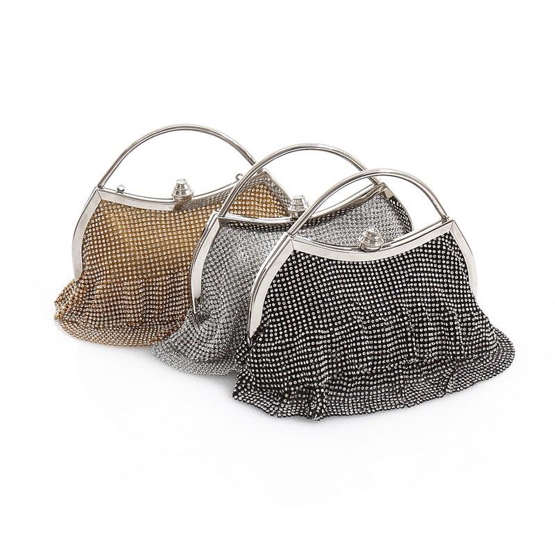 ¡Nuevo! Vestido con forma de bolso de embrague Bolso de noche Bolso - Bolsos - foto 4