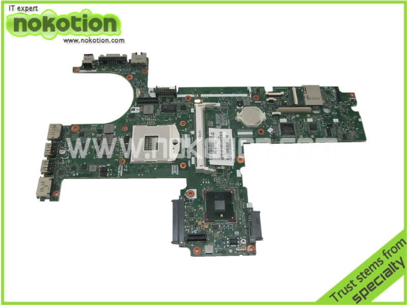 NOKOTION 613295-001  for HP PROBOOK 6450B 6550B Laptop MOTHERBOARD QM57 GMA HD DDR3 574680 001 1gb system board fit hp pavilion dv7 3089nr dv7 3000 series notebook pc motherboard 100% working