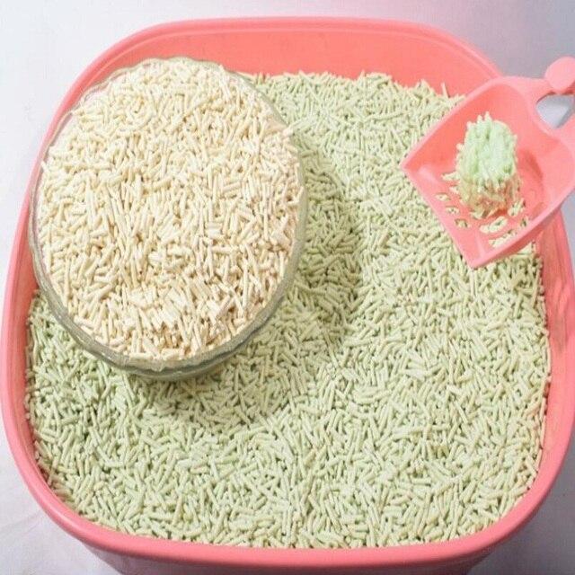 1 kg żwirek surowiec tofu pochłaniający zapachy bezpyłowe