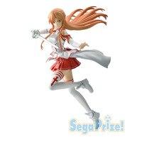 Tronzo Original Sega LPM Figure Sword Art Online Alicization Anime Yuuki Asuna PVC Action Figure Models SAO Asuna Figures Toys