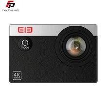Оригинальный ЭЛЕМЕНТ Исследователя С Водонепроницаемая Камера Спорта IMX 179 CMOS датчик 16MP 30FPS 170 градусов WiFi 4 К Действий Камеры Поддержка 128 ГБ