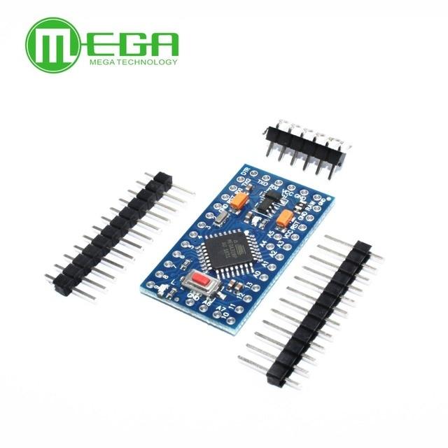 10 ピース/ロット ATMEGA328P プロミニ 328 ミニ ATMEGA328 5 V 16 Arduino のための 5 V 16 メートル