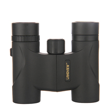 цена на Handheld 10x22 Binoculars Black HD Waterproof Binocular Telescope with BAK4 Prism Portable Outdoor Camping Hiking Viewing Tools