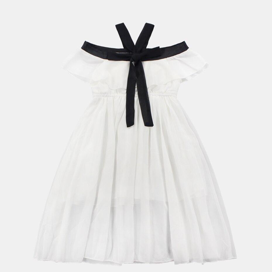 Summer season Costume For Massive Ladies Off Shoulder Costume For Youngsters White Ladies Costume Elegant Youngsters Clothes 6 8 12 Years Costumes For Ladies