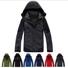 High Quality MEN Windproof Waterproof Ski Jackets Waterproof Hiking Softshell outdoor Skiing Jackets Camping Wear Coat