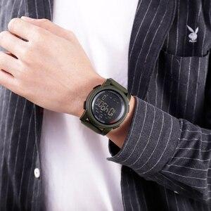 Image 5 - Top Brand SKMEI Mannen Digitale Horloge Calorie Stappenteller Countdown Sport Horloges Waterdichte Man Militaire Armband Wekker