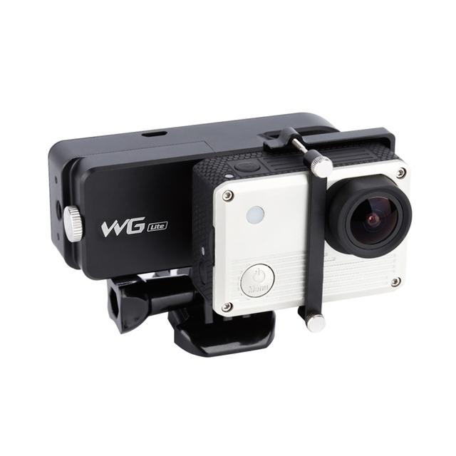 Original FY-WG Wearable Feiyu Cardan Feiyu tecnologia FY-WG Lite Lite Único Estabilizador Cardan para Gopro 3 3 + 4 Camera