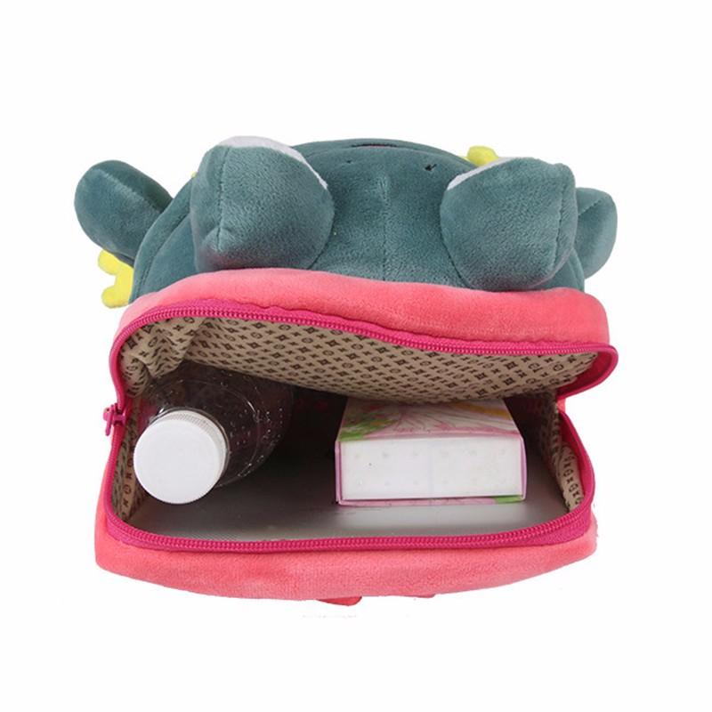 Frog backpack for kids5